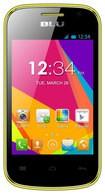 Blu - Dash Jr W D141w Cell Phone (Unlocked) - Yellow