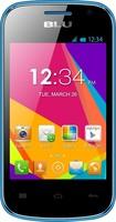Blu - Dash Jr W D141w Cell Phone (Unlocked) - Blue