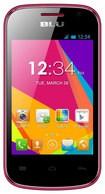 Blu - Dash Jr W D141w Cell Phone (Unlocked) - Pink