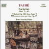 Nocturnes 7-13 - CD