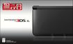 Nintendo - 3DS XL - Black