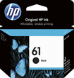 HP - 61 Ink Cartridge - Black