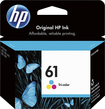 HP - 61 Ink Cartridge - Cyan/Magenta/Yellow