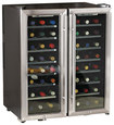 Wine Enthusiast - Wine Cooler - Black
