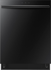 "Samsung - 24"" Built-in Dishwasher - Black"
