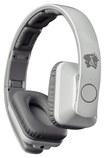 Life N Soul - Bluetooth Over-the-Ear Headphones - White