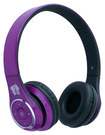 Life N Soul - Bluetooth Over-the-Ear Headphones - Purple