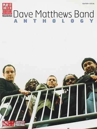 Hal Leonard - Play It Like It Is Dave Matthews Band: Anthology Sheet Music - Multi