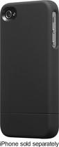 Incase - Slider Case for Apple® iPhone® 4 - Black