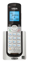Vtech - DECT 6.0 Cordless Expansion Handset for Vtech DS6671-3 Expandable Phone System