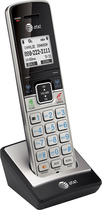 AT&T - Connect to Cell DECT 6.0 Cordless Expansion Handset for Select AT&T Expandable Phone Systems - Silver