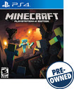 Minecraft: Playstation 4 Edition - Pre-owned - Playstation 4
