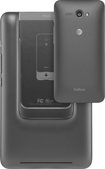 AT&T GoPhone - Asus Padfone X Mini 4G No-Contract Cell Phone - Black