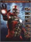 Iron Man 2 (DVD) (2 Disc) (Digital Copy) (Enhanced Widescreen for 16x9 TV) (Eng/Fre/Spa) 2010