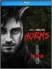 Horns (Blu-ray Disc) 2014