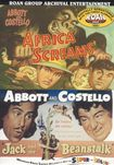 Africa Screams/jack And The Beanstalk (dvd) 11641556