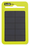 Secur - Solar Power Pad 2000 Solar Charger - Yellow