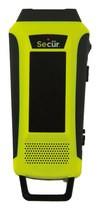 Secur - Digital Solar Dynamo NOAA/AM/FM Emergency Radio - Green/Black