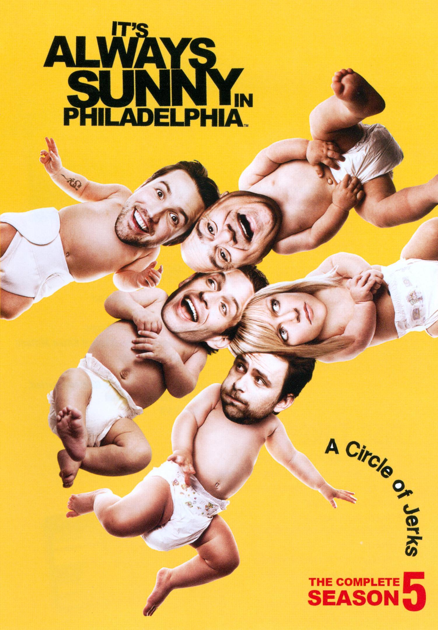 It's Always Sunny In Philadelphia: The Complete Season 5 [3 Discs] (dvd) 1168081