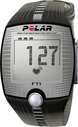 Polar - FT1 Heart Rate Monitor - Black