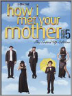 How I Met Your Mother: The Complete Season 5 [3 Discs] (DVD) (Eng)