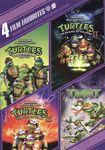 Teenage Mutant Ninja Turtles Collection: 4 Film Favorites [2 Discs] (dvd) 1171033