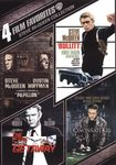 Steve Mcqueen Collection: 4 Film Favorites [2 Discs] (dvd) 1171112