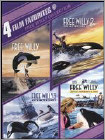 Free Willy Collection: 4 Film Favorites [2 Discs] (DVD) (Eng/Fre/Spa)