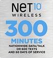 NET10 - $30 Prepaid Airtime Card