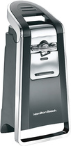 Hamilton Beach - SmoothTouch Can Opener - Chrome/Black