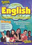 Standard Deviants: Esl (learn English As A Second Language) - Propositions, Questions, And Time (dvd) 11792651