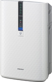 Sharp - Plasmacluster Ion Air Purifier with Humidifier