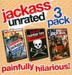 Jackass Collection [ws] [unrated] [3 Discs] (dvd) 1181861