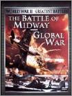 Battle Of Midway & Global War (DVD)