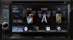 """Kenwood - 6.2"""" - CD/DVD - Built-in Bluetooth - Apple® iPod®-Ready - In-Dash Receiver - Gloss Black"""