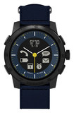 ConnectedDevice - Cookoo 2.0 Smartwatch for Select Android and Apple® iOS Devices - Blue/Black