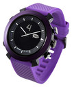 ConnectedDevice - Cogito Classic 2.0 Smartwatch for Select Android and Apple® iOS Devices - Deep Purple