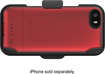 mophie - Belt Clip for juice pack air and juice pack plus for Apple® iPhone® 5 and 5s - Black