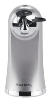 West Bend - Electric Can Opener - Stainless-Steel