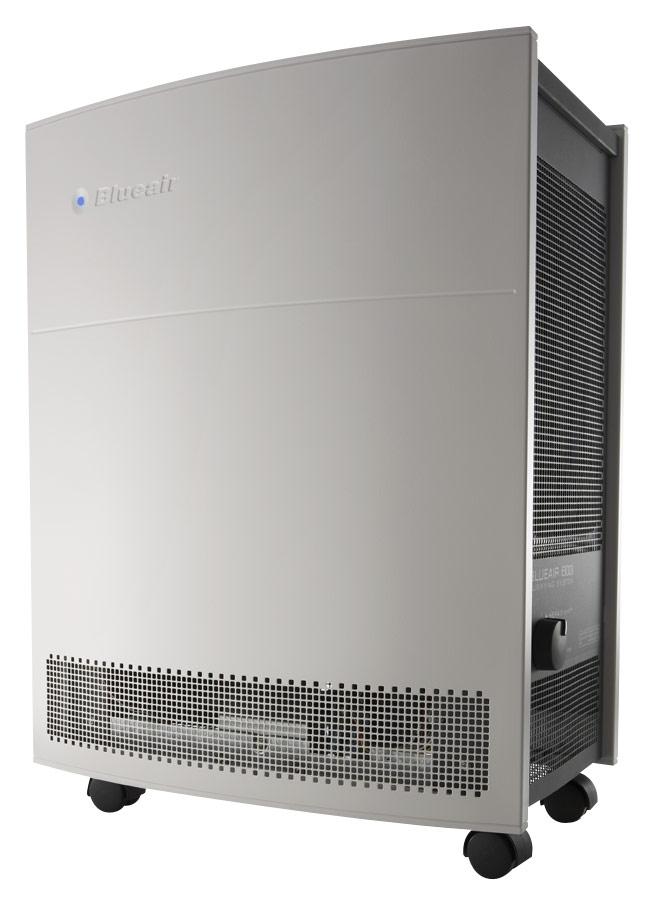 Blueair - HEPASilent 99.97% HEPA Air Purifier - White