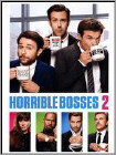 Horrible Bosses 2 (DVD) (Ultraviolet Digital Copy) (Eng/Fre/Spa) 2014