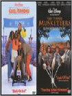 Cool Runnings / Three Musketeers [1993] [2 Pack] (DVD) (Enhanced Widescreen for 16x9 TV) (Eng/Fre)