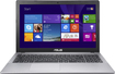 "Asus - 15.6"" Touch-Screen Laptop - Intel Core i3 - 6GB Memory - 500GB Hard Drive - Matte Dark Gray"