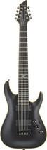 Schecter - Blackjack ATX C-8 8-String Full-Size Electric Guitar - Aged Black Satin
