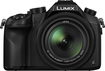 Panasonic - DMC-FZ1000 20.1-Megapixel Digital Camera - Black