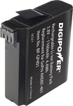 DigiPower - High-Capacity Rechargeable Lithium-Ion Battery (2-Pack) - Black