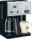 Cuisinart - 12-Cup Programmable Coffeemaker - Black
