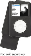 Griffin Technology - Elan Convertible Case for Apple¿ iPod¿ classic - Black