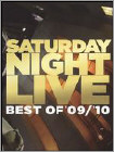 Saturday Night Live: Best of '09/'10 (DVD) (Enhanced Widescreen for 16x9 TV) (Eng) 2010