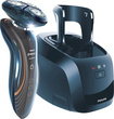 Philips Norelco - Rechargeable Cordless Razor with 2D Heads - Gray/Orange/Black